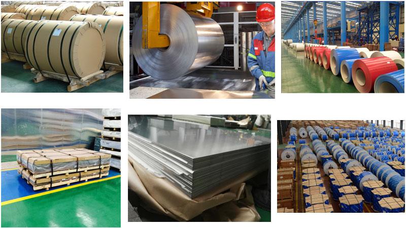 aluminio foil