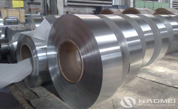 cinta de aluminio para transformador
