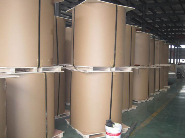 Almacenamiento de Papel Aluminio en Rollo