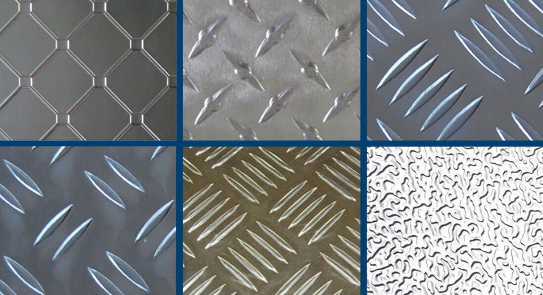 Placa diamante de aluminio haomei aluminio - Placas de aluminio ...