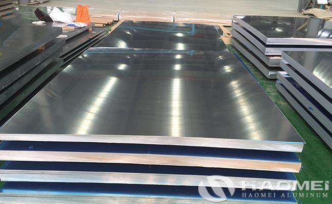venta de plancha de aluminio