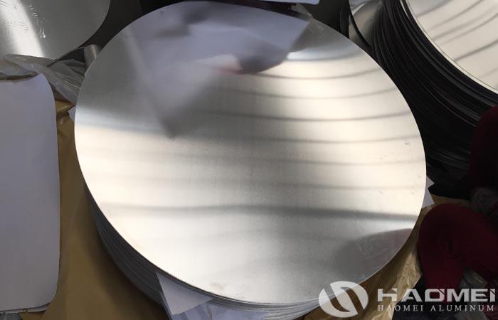 disco de aluminio para ollas