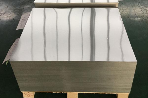 lamina de aluminio para pp tapas