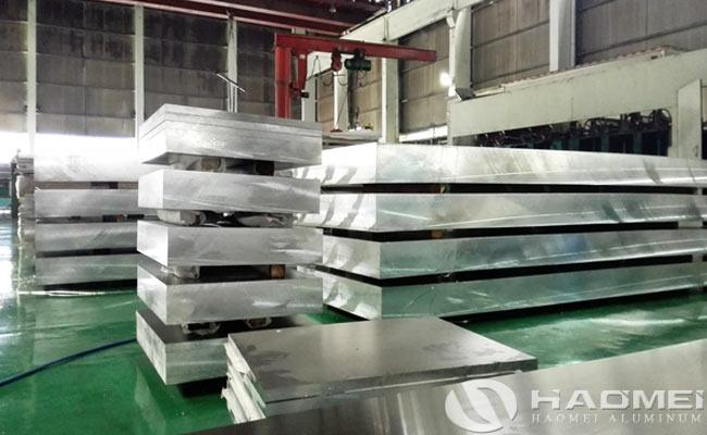 Propiedades y ventajas de plancha de aluminio naval