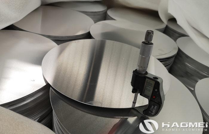 fabricante de disco de aluminio 1050