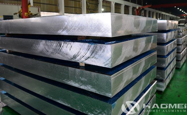 precio de plancha de aluminio marino