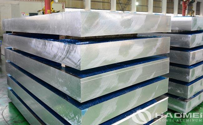 placa de aluminio marino para bote