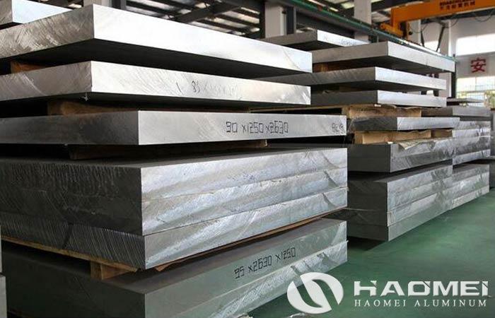 chapa de aluminio marino para embarcaciones