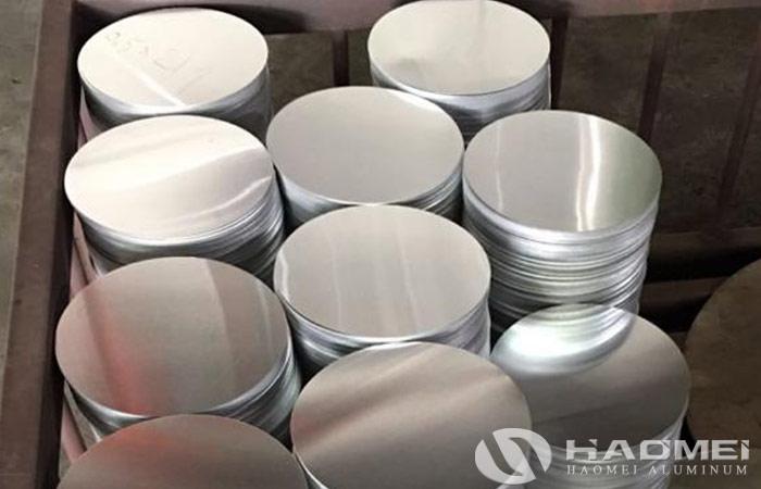 discos de aluminio para utensilios