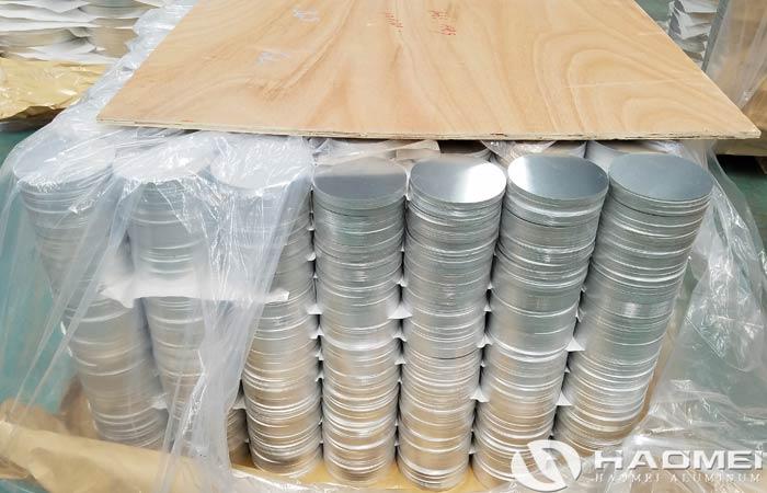 discos de aluminio para sartén