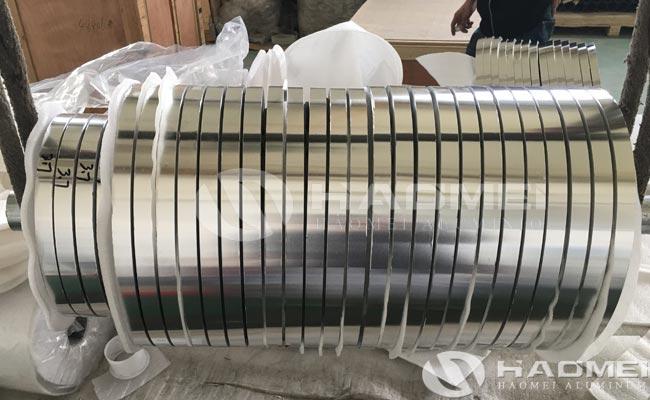 Fin Stock para tuberia aletas intercambiador de calor