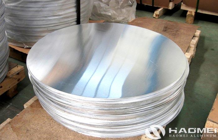 disco de aluminio para fabricar utensilios