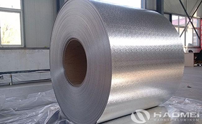 planchas de aluminio gofrado