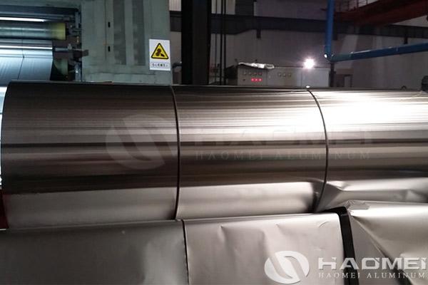 rollo papel aluminio industrial