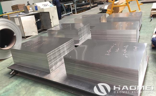 plancha de aluminio 2mm