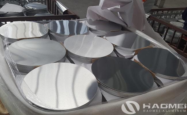 disco en aluminio liga 1050