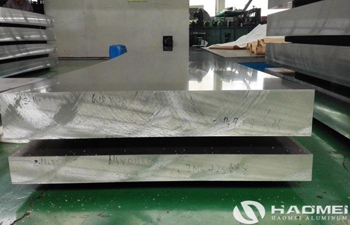 planchas de aluminio para fabricación de botes