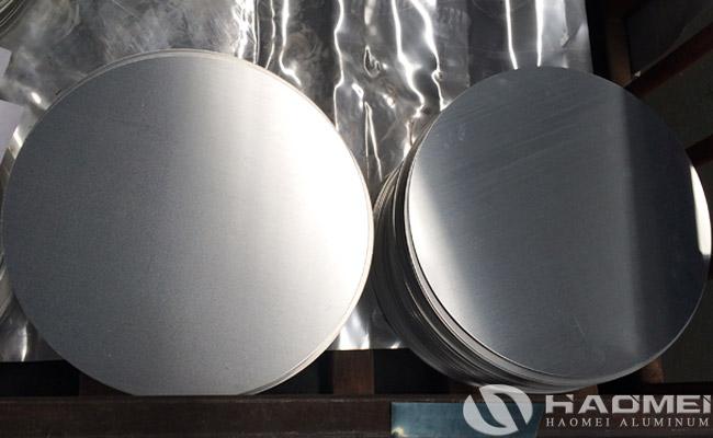 disco de aluminio serie 1000