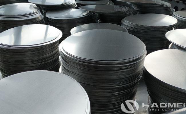 Fabricantes de disco de aluminio en china