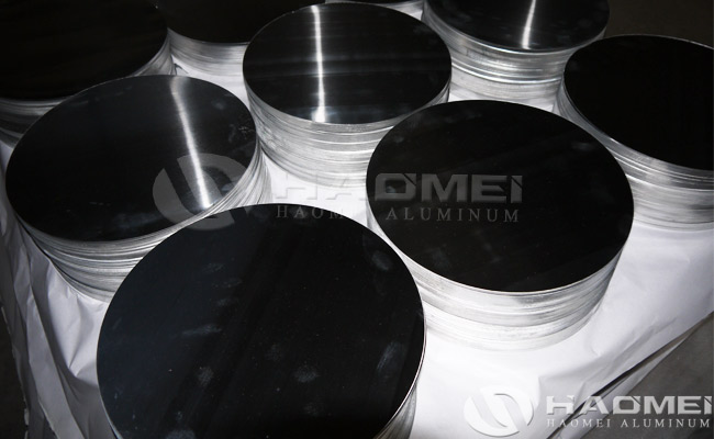 precio de aluminio en disco para ollas