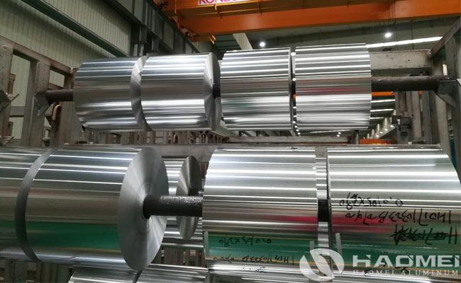 fabricantes de papel aluminio rollo