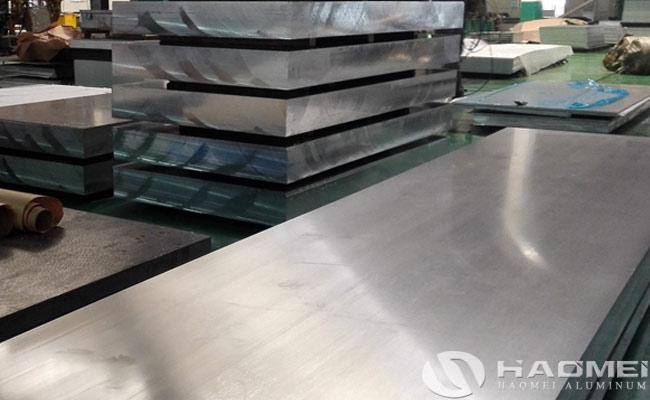 precio chapa aluminio