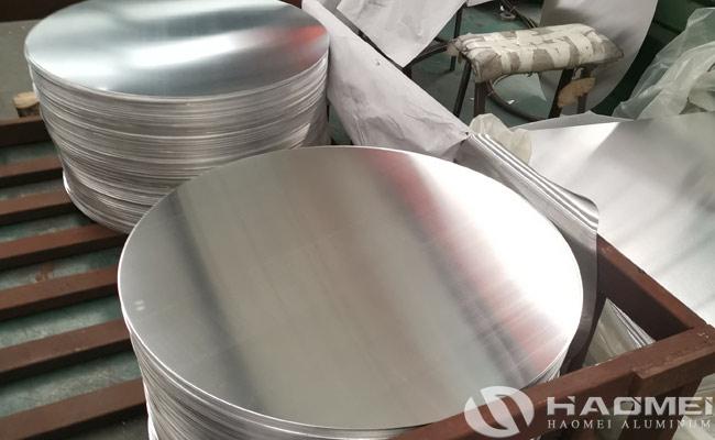 fabrica de discos de aluminio en china