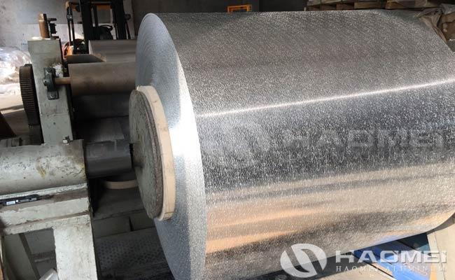 lamina estucado de aluminio