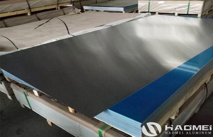 plancha de aluminio 5052