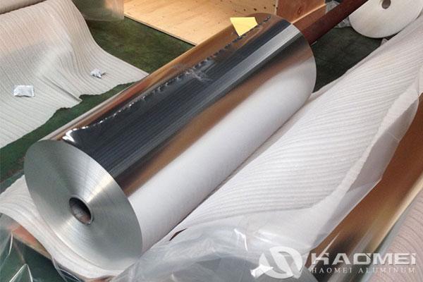 venta de papel aluminio en rollo