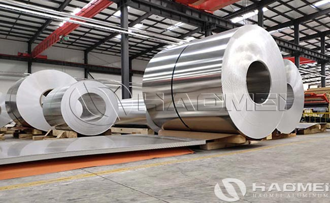 proveedores de bobinas de aluminio