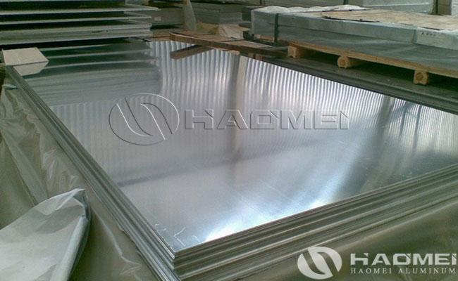 Placa Aluminio 6061 t651