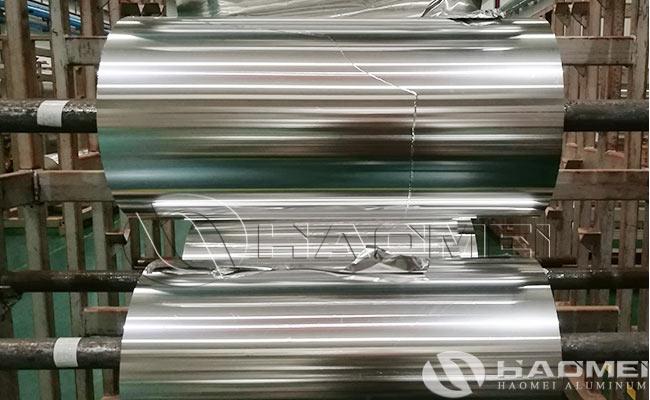 Foil de aluminio para medicamentos