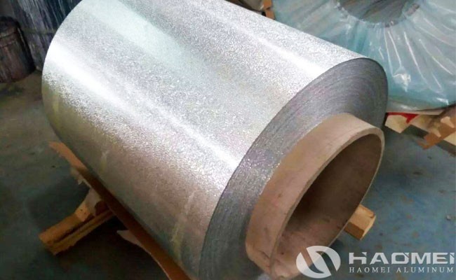 aluminio estuco para refrigerador