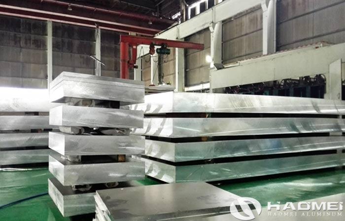 planchas de aluminio naval grado