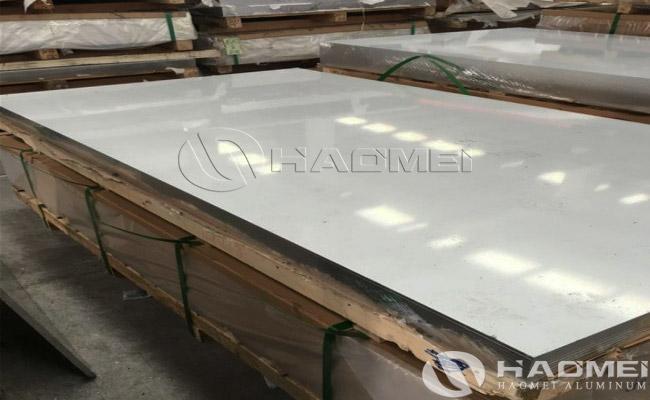 fabrica de placa aluminio 6061