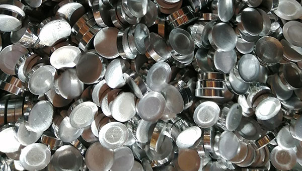 1070 pastilla de aluminio