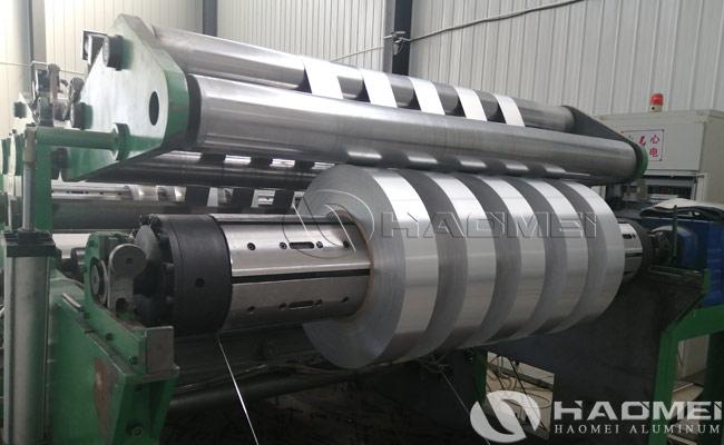 tiras de aluminio