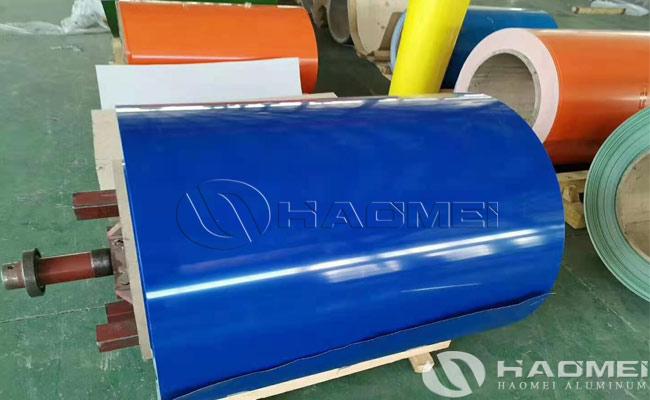 fabrica de lamina de aluminio prepaintada