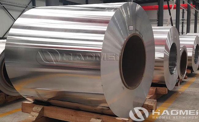 fabricantes de bobina de chapa de aluminio