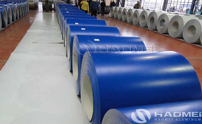 proveedores de lamina de aluminio prepintado