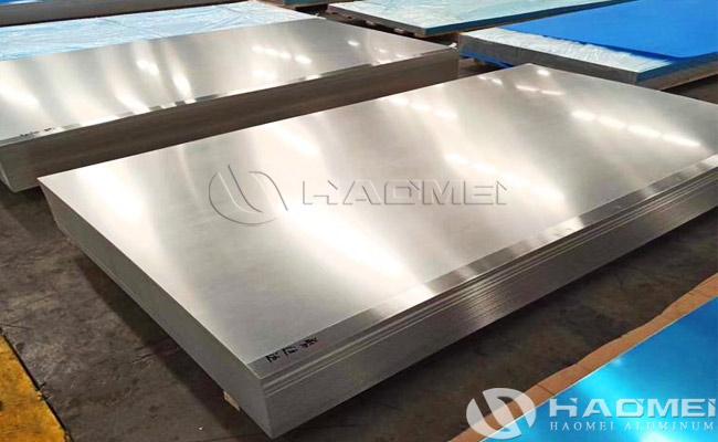 fabricante de precio de lamina de aluminio
