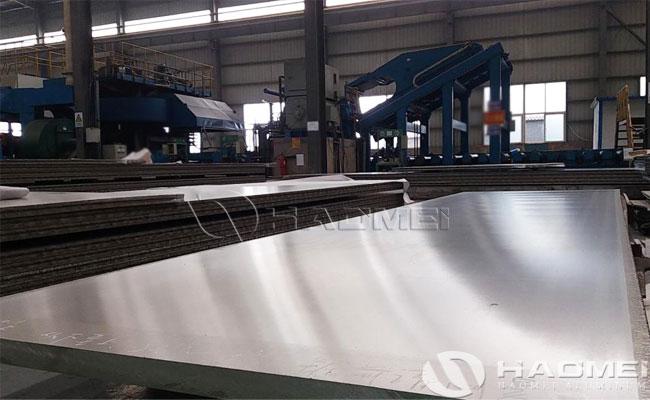 fabricas de placa de aluminio grueso
