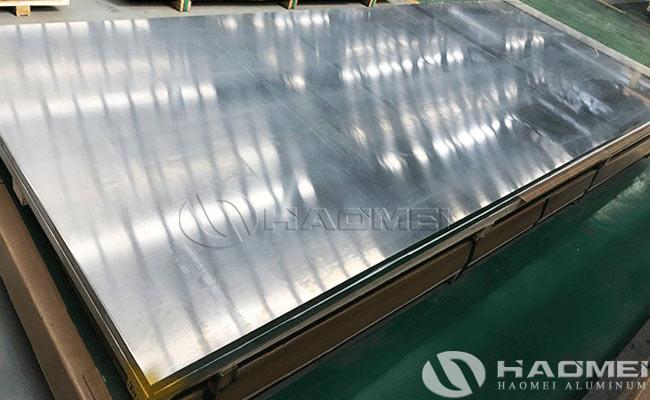 planchas de aluminio para paredes